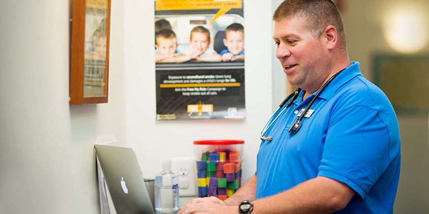 Blog Jim crop - 7 Steps to Successful Change in Your Pediatric Office
