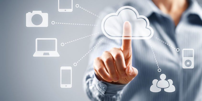 iStock 000025421040 Large cloud 845x422 - Cloud-based EHR: Worth it?