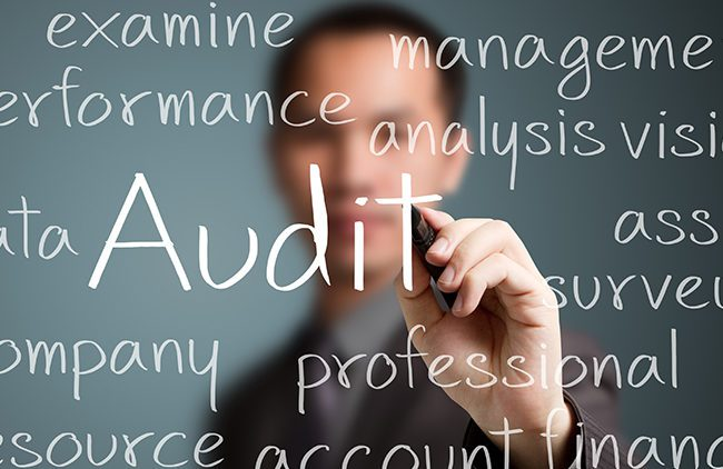 shutterstock 149655251 audit crop 650x422 - How to Prepare for a HIPAA Audit