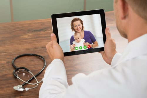 shutterstock 284801876 1 - Virtual Bedside Manner: Connecting with Telemedicine