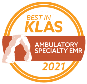 2021 best in klas ambulatory specialty emr pcchome 300x290 - Control Your Future™ with PCC