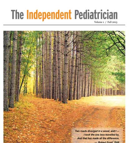 The Independent Pediatrician, Vol. 1