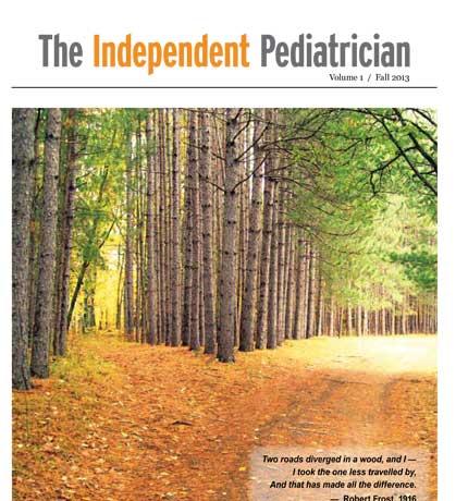 Independent Pediatrician Vol 1 - Smart Pediatrics Resource Center