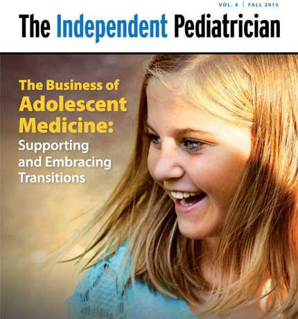The Independent Pediatrician, Vol. 4