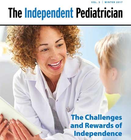 Independent Pediatrician Vol 5 - Smart Pediatrics Resource Center