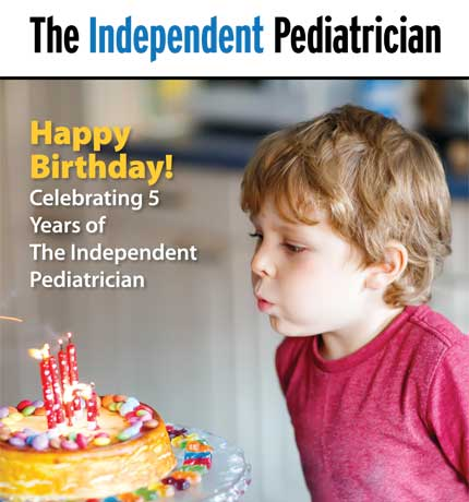 Independent Pediatrician Vol 6 - Smart Pediatrics Resource Center