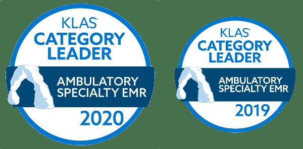KLAS Category Leader 2020 2019 - Why Choose PCC?