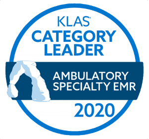 KLAS Category Leader 2020 300x279 - Control Your Future™ with PCC