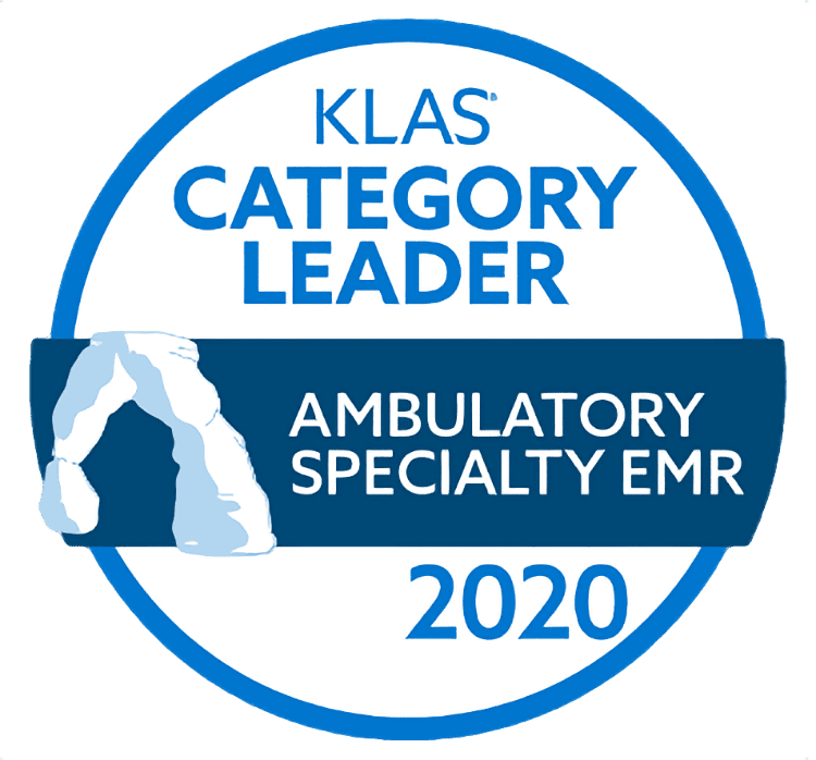 KLAS Category Leader 2020 - Control Your Future™ with PCC