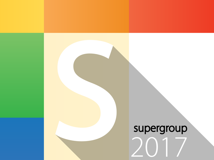Supergroup Conference logo