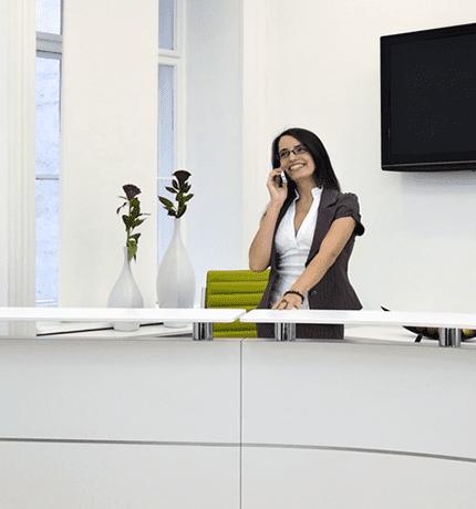 front desk most important job in your practice 430x460 - Smart Pediatrics Resource Center